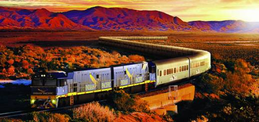 Indian Pacific. Foto: Roderick Eime CC-BY-2.0