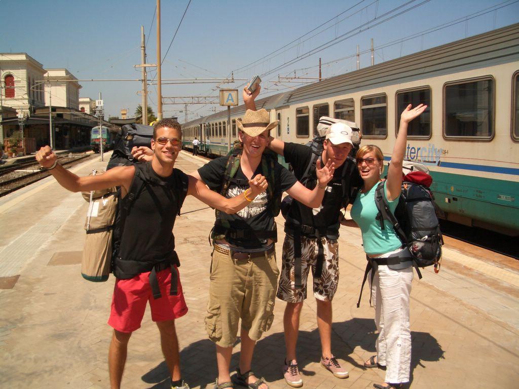 Interrail Abenteuer