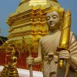 Tempel in Chiang Mai, Nordthailand
