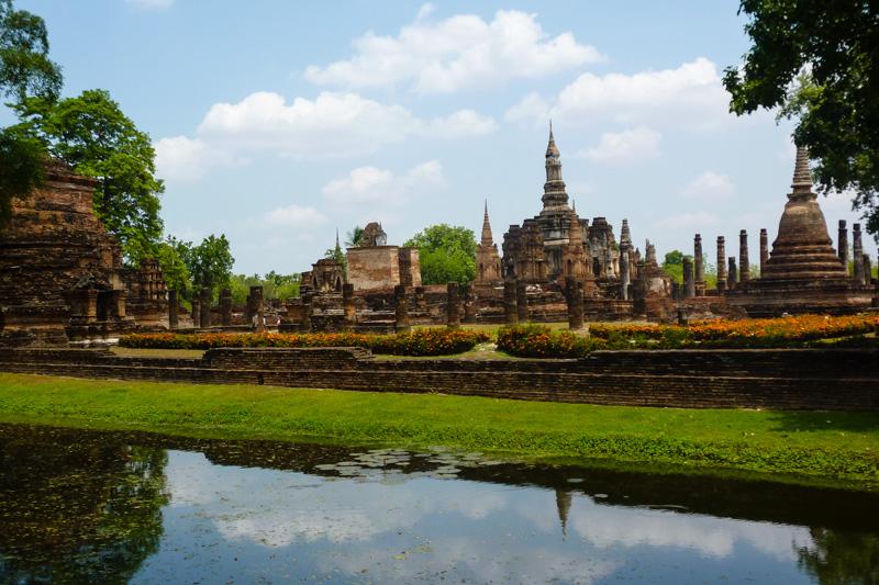 Thailand: Old-Sukhothai Historical Park