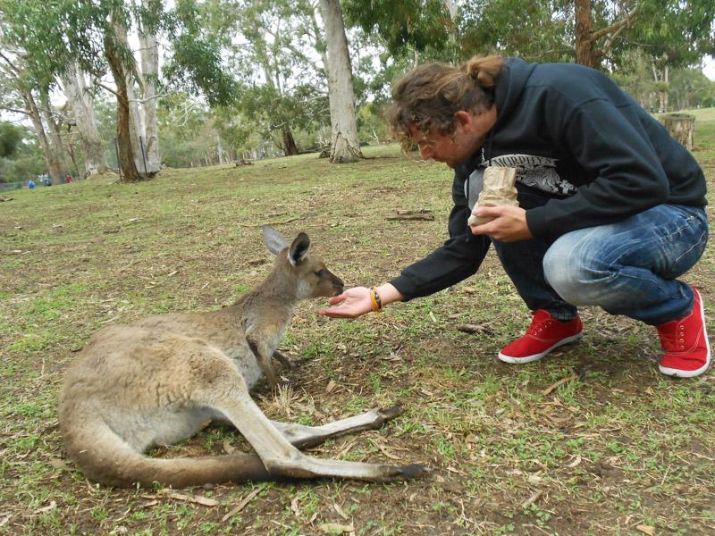 zeit australien jetzt