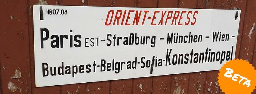 Zugreiseblog. Reiseblog für Backpacking, Interrail und Work and Travel.