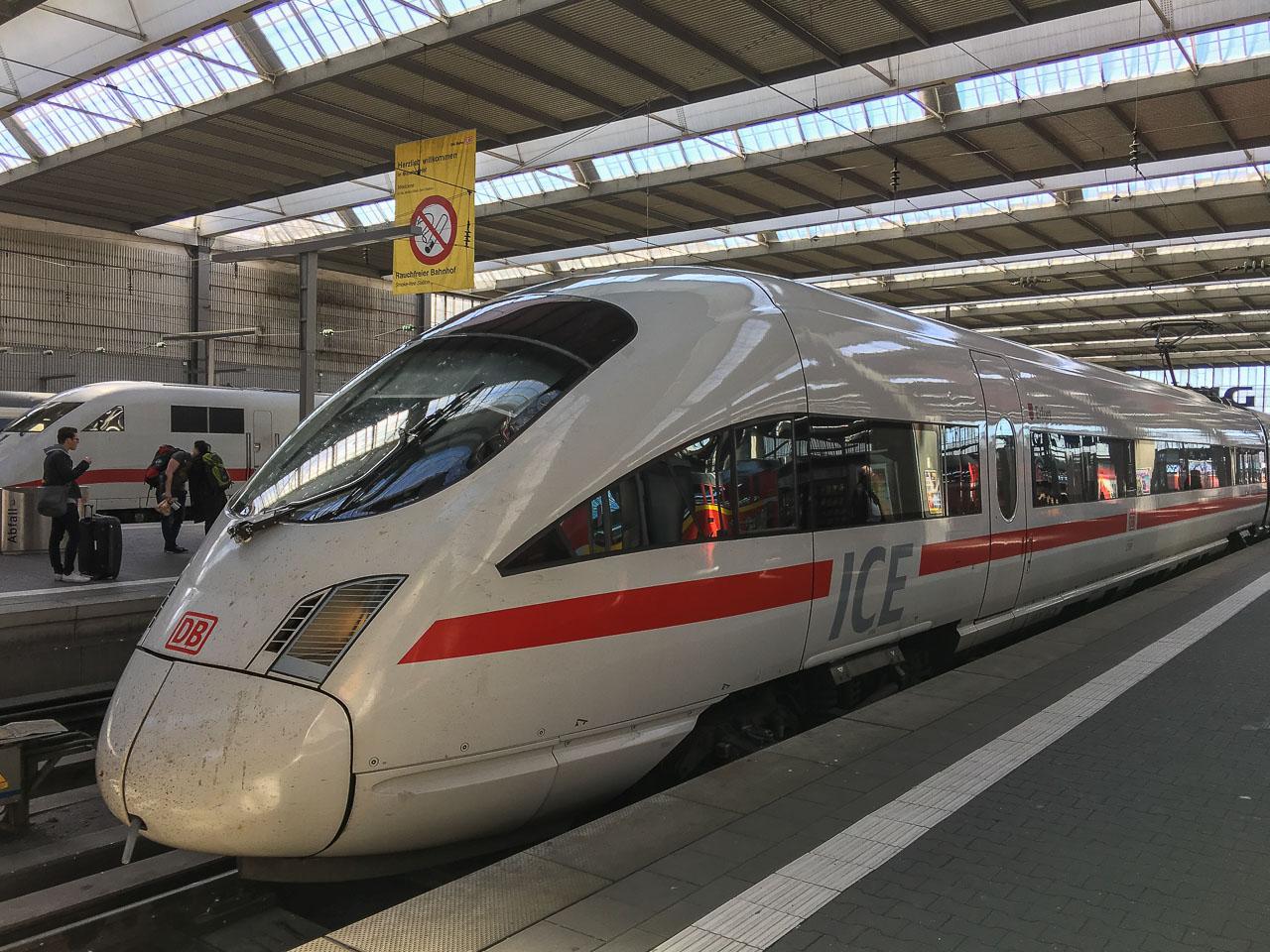 Zugverbindung