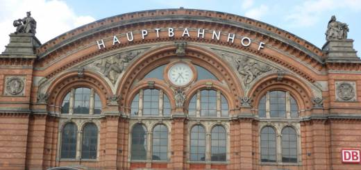 Bahnblog: Hauptbahnhof in Bremen