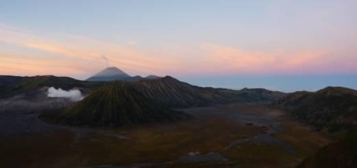 Bromo Sonnenaufgang