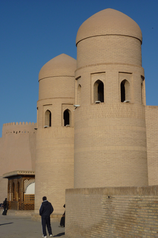 Chiwa (Khiva) in Usbekistan