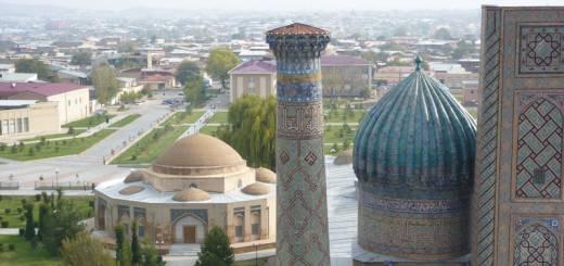 samarkand-usbekistan-minarett