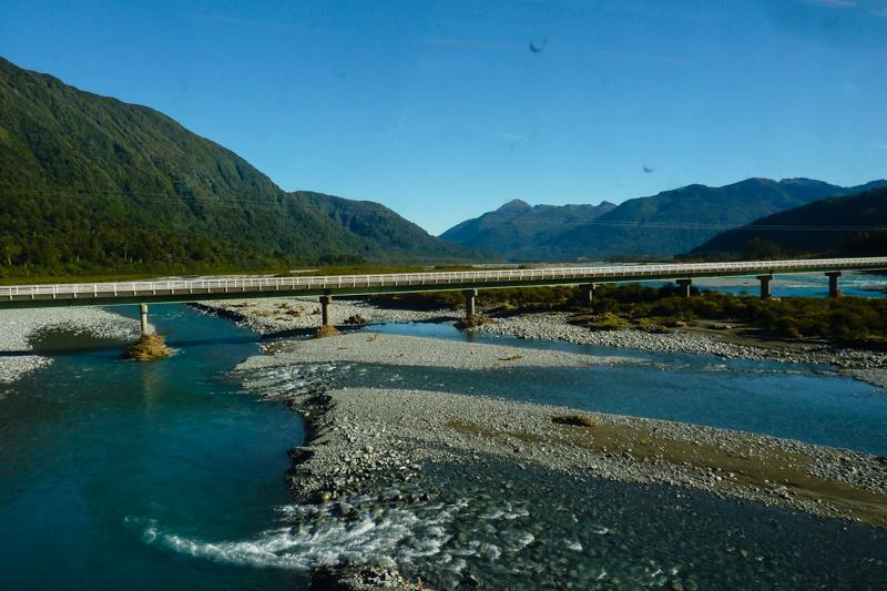 Landschaft Südinsel Neuseeland