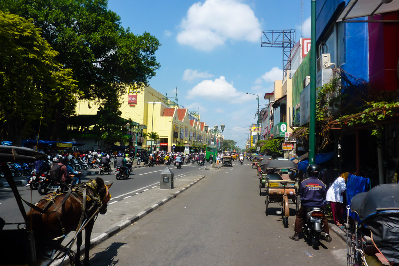 Jalan Malioboro, Yokyakarta