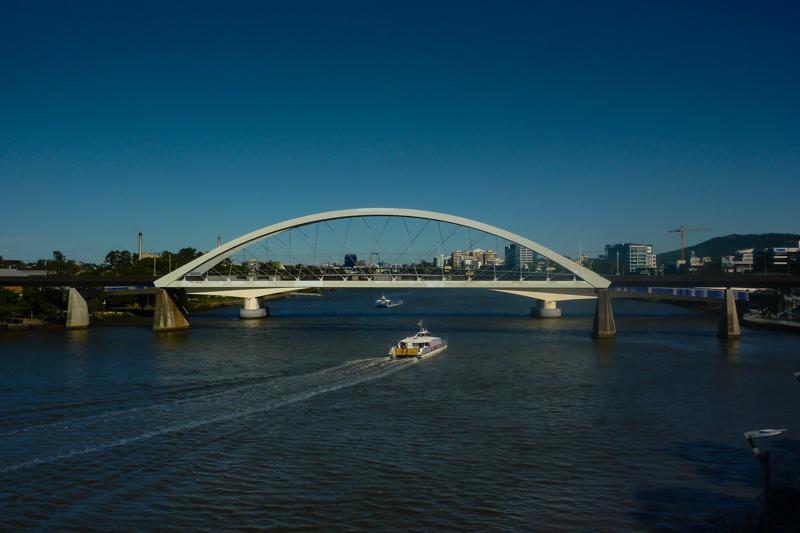 Brisbane Australien.