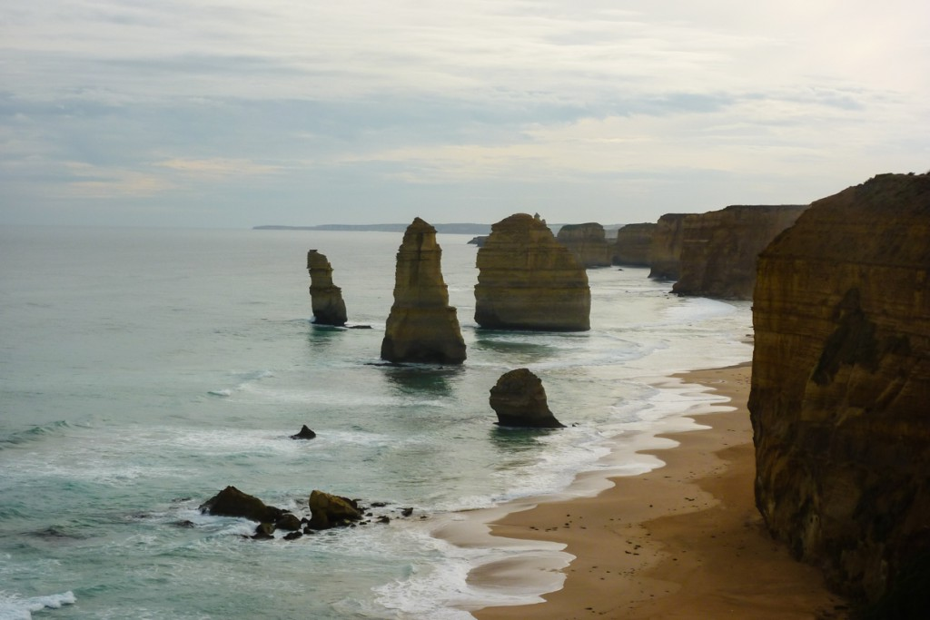 Great Ocean Road: 12 Apostel