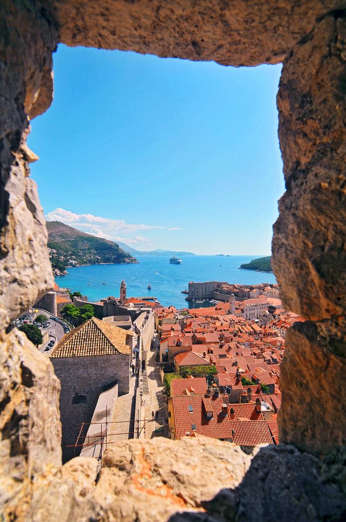Dubrovnik, Kroatien: Berühmt für seine Festungsanlage
