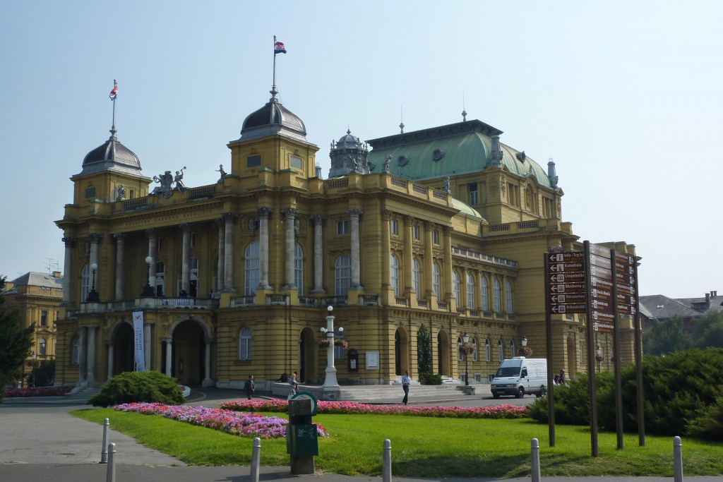 Zagreb: Hauptstadt Kroatiens