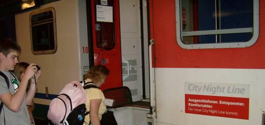 CityNightLine-Nachtzüge werden eingestellt