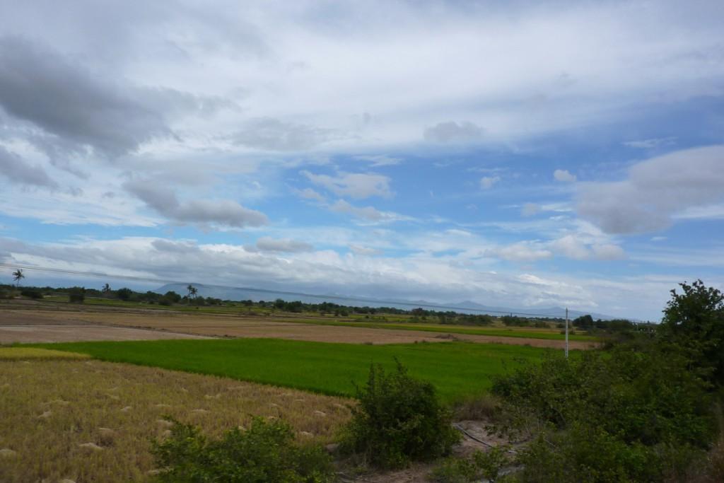 Vietnam Zug: Landschaft genießen