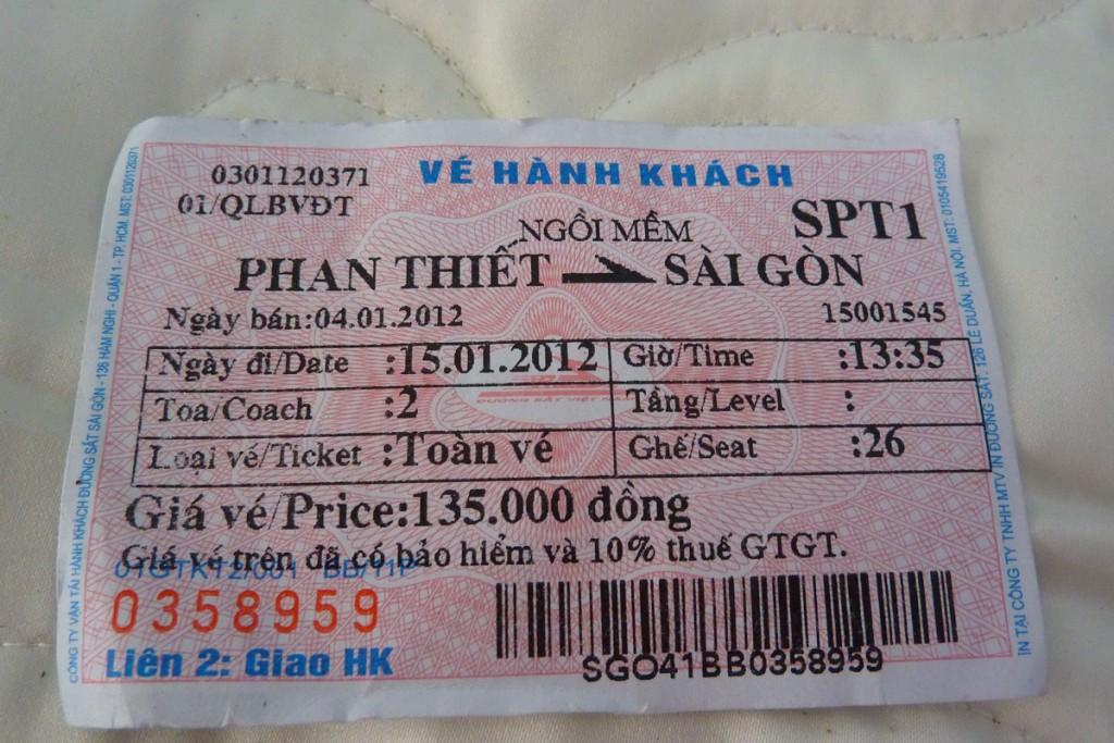 Vietnam mit dem Zug: Fahrpläne, Zugtickets und Reisetipps