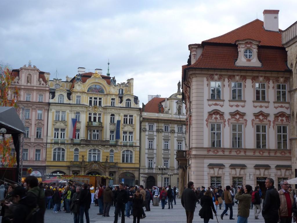 Tschechien mit der Bahn