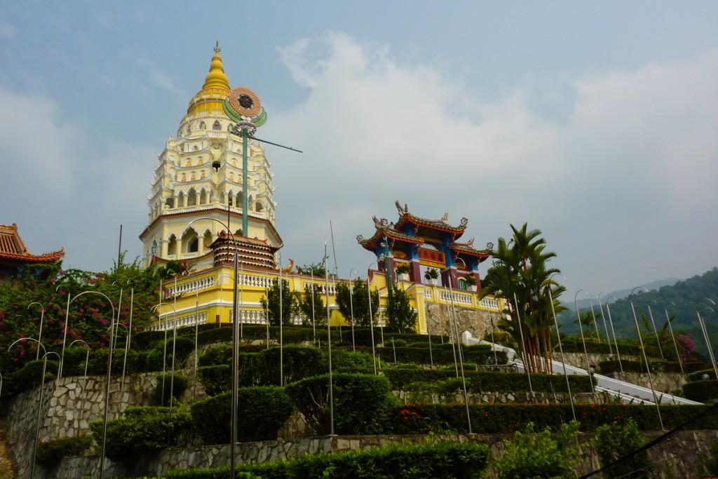 Kek Lok Si Tempel auf der Insel Penang in Malaysia