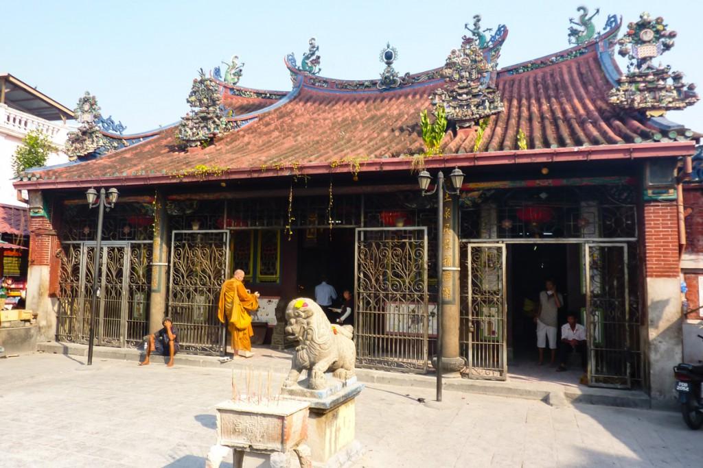 Chinesischer Kuan Yin Tempel auf Penang