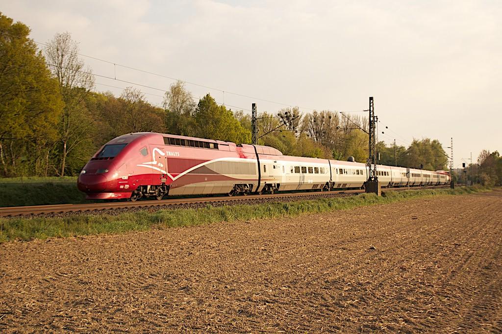 Thalys Niederlande