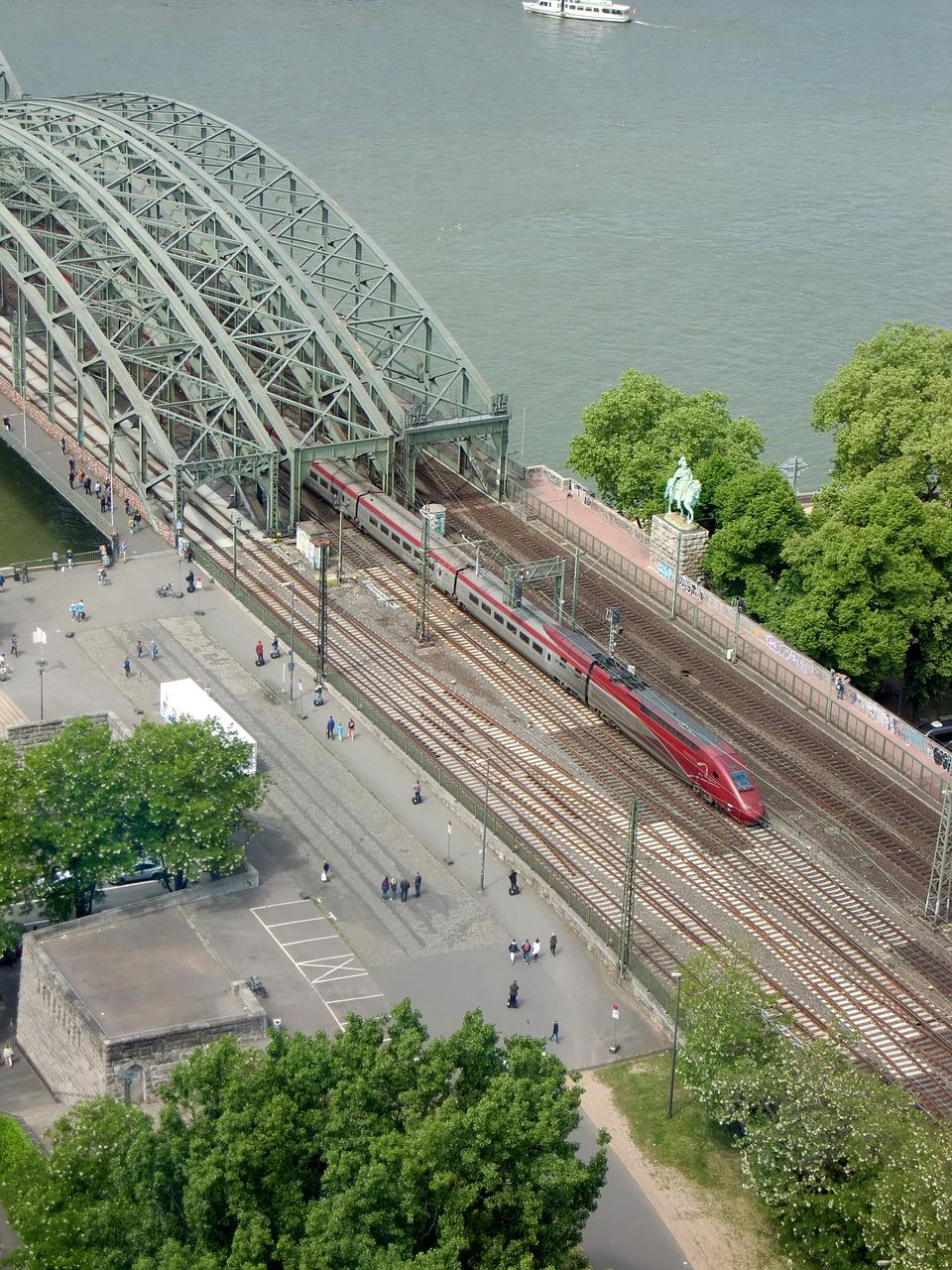 Thalys Köln Paris