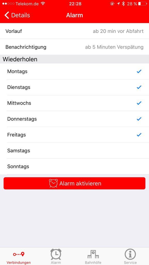 DB Streckenagent: Alarm für Verspätungen