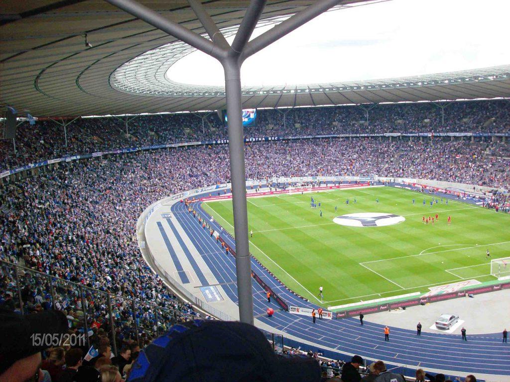 Hertha BSC Olympiastadion Berlin