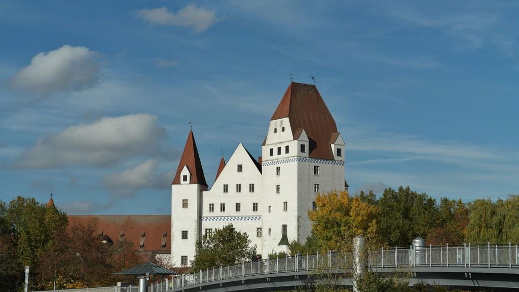 Ingolstadt: Neues Schloss