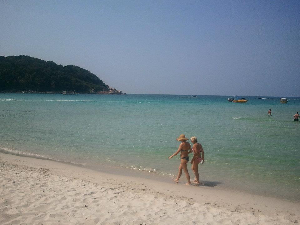 Perhentian Islands in Malayasia