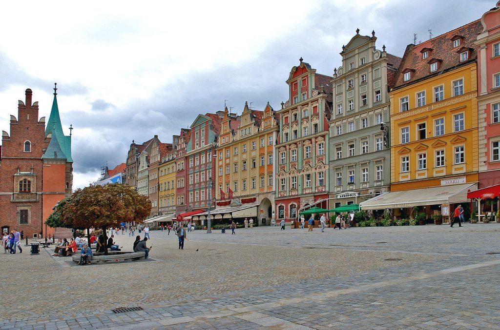 Wroclaw Altstadt
