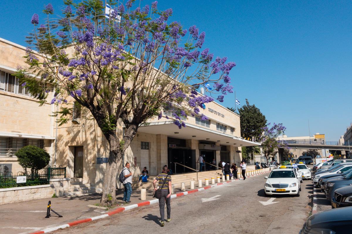 Bahnhof Israel