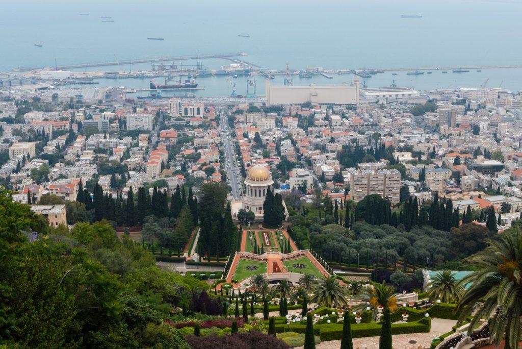 Bahia Garten in Haifa