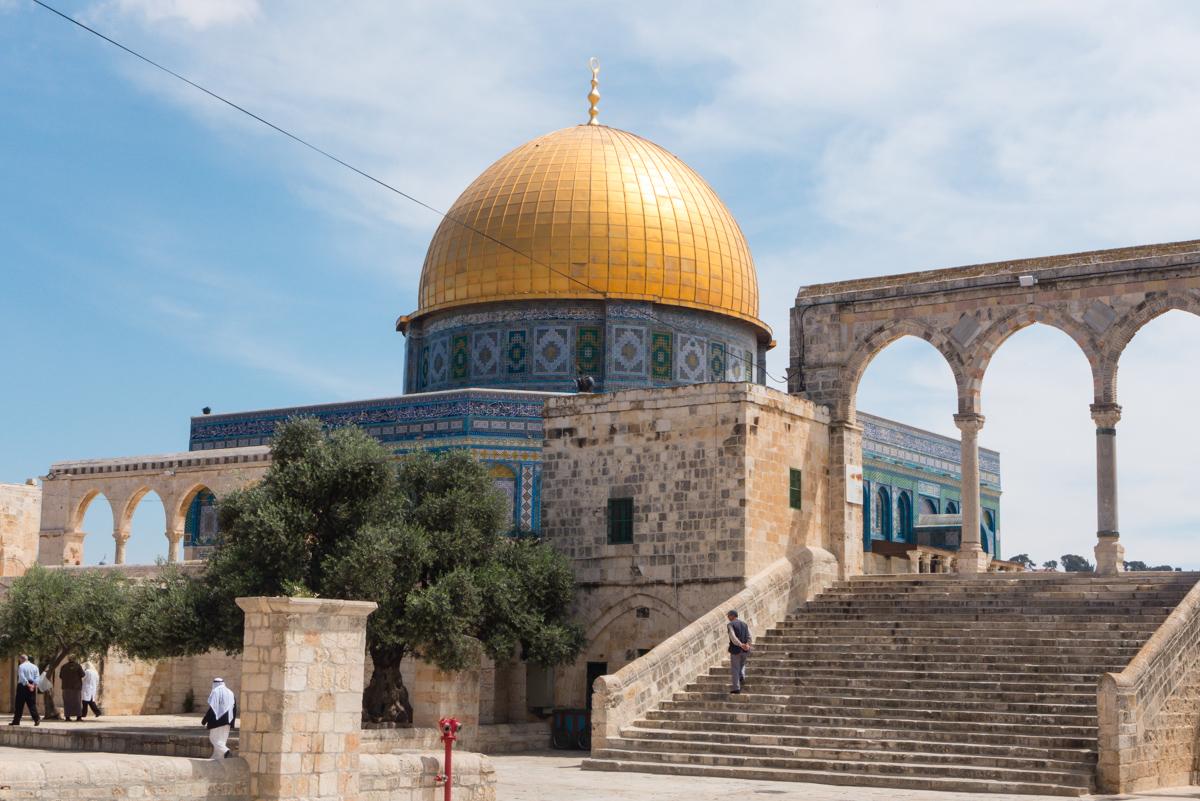Tempelberg Jerusalem