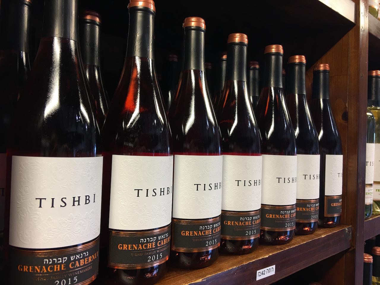 Tishbi Wein Israel
