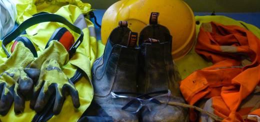 Australien Job auf Baustelle