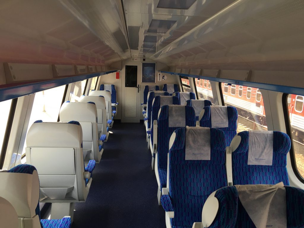 Bahn Litauen