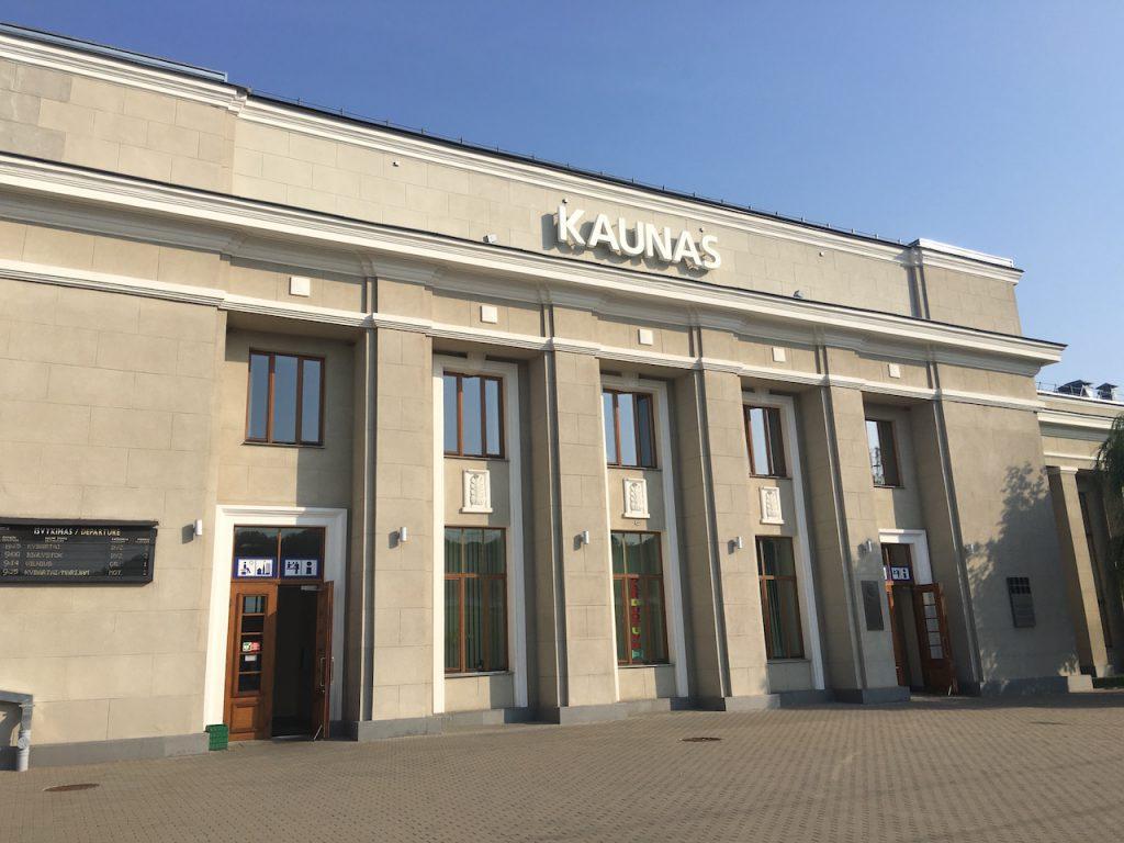 Bahnhof Kaunas