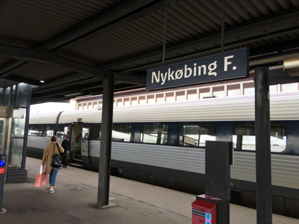 Dänemark Zug
