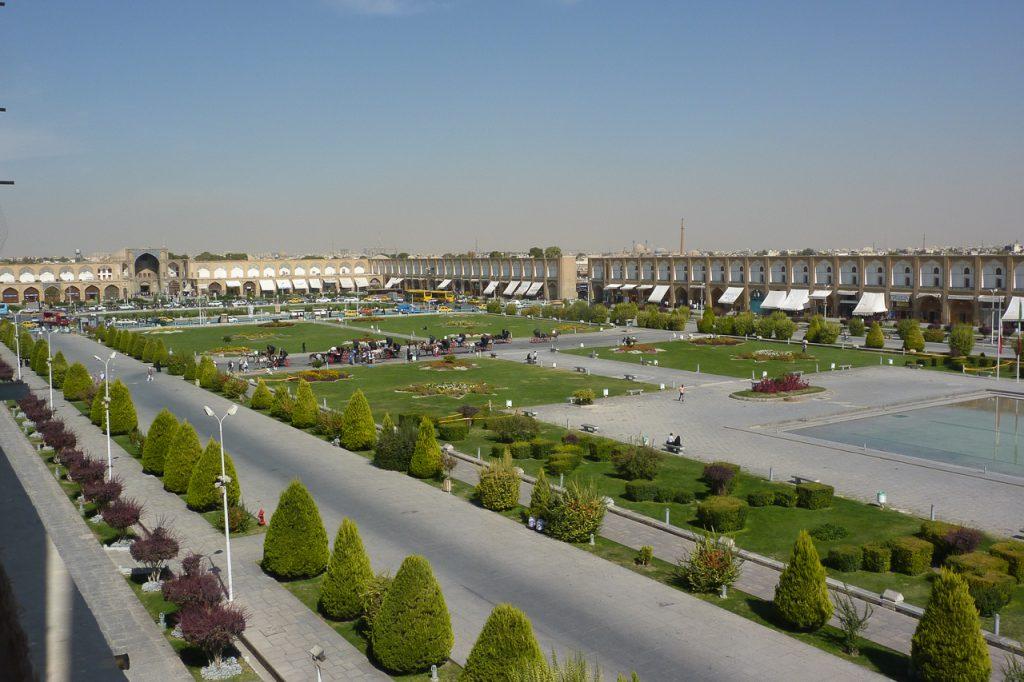 Imam Platz Esfahan