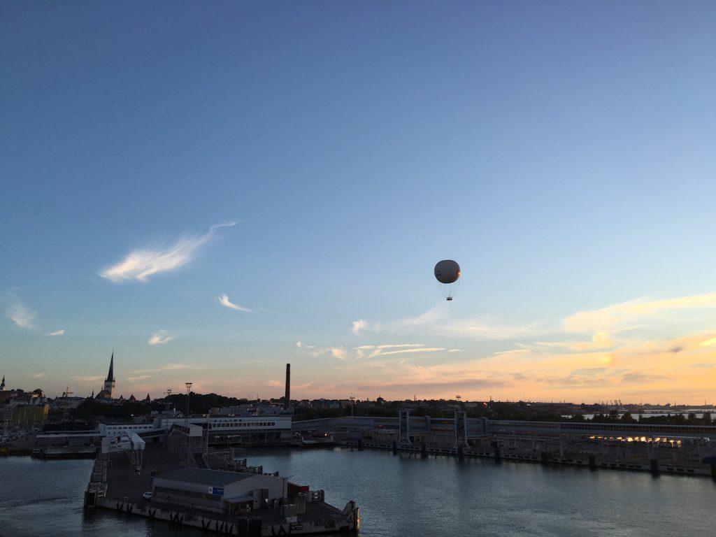 Fähre Helsinki Tallinn