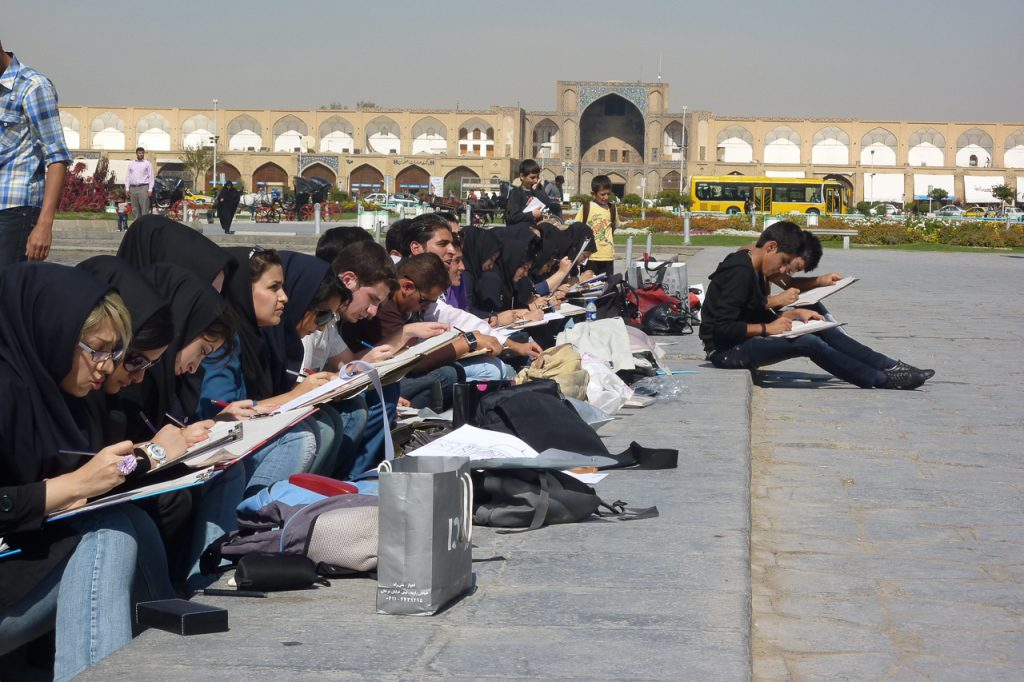 Kinder Iran