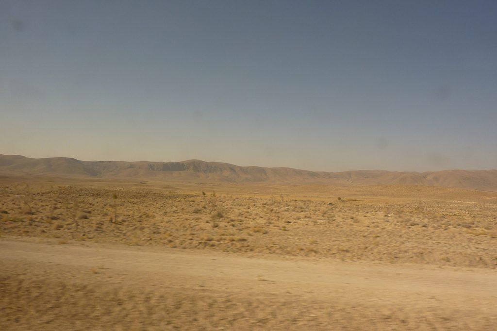 Iran Zugreise