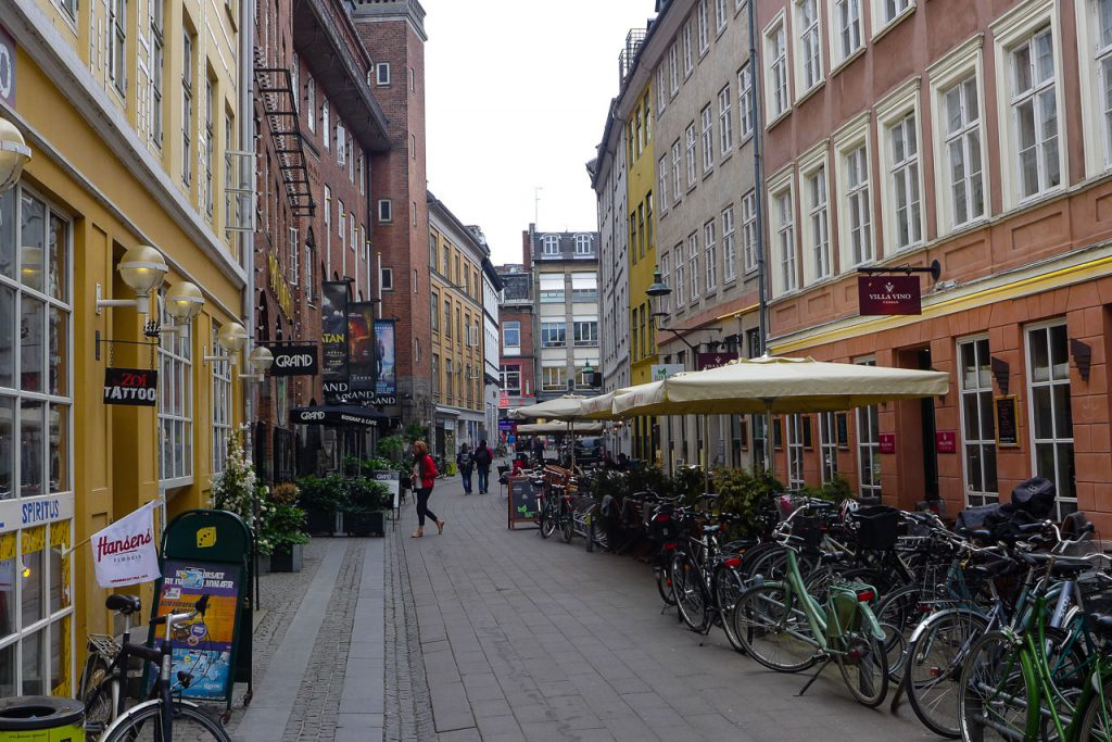 Kopenhagen Bahn
