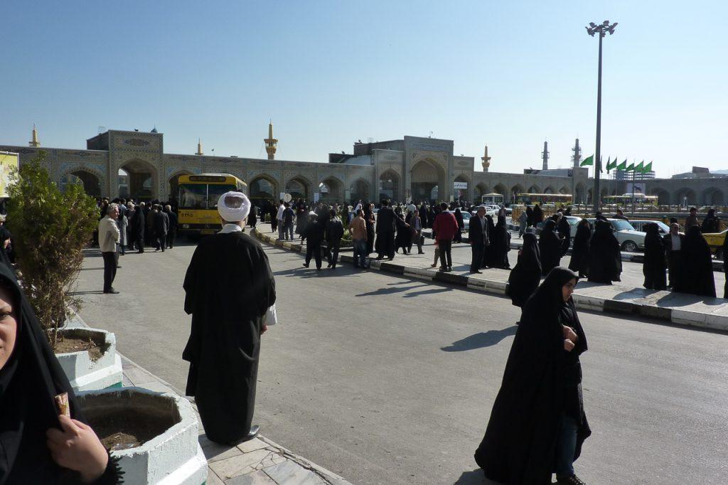 Mashhad Heiligtum