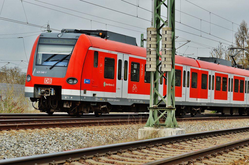 Quer-Durchs-Land-Ticket Deutsche Bahn