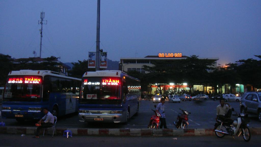 vietnam sapa train photo