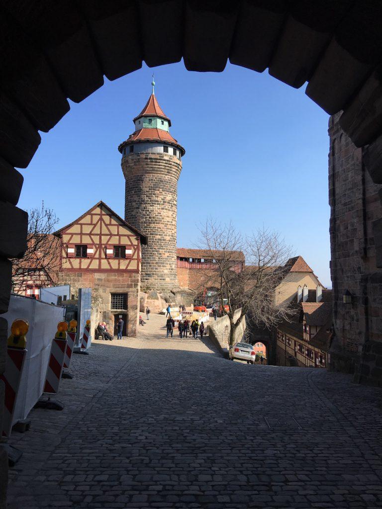 Bayern Nürnberg Burg