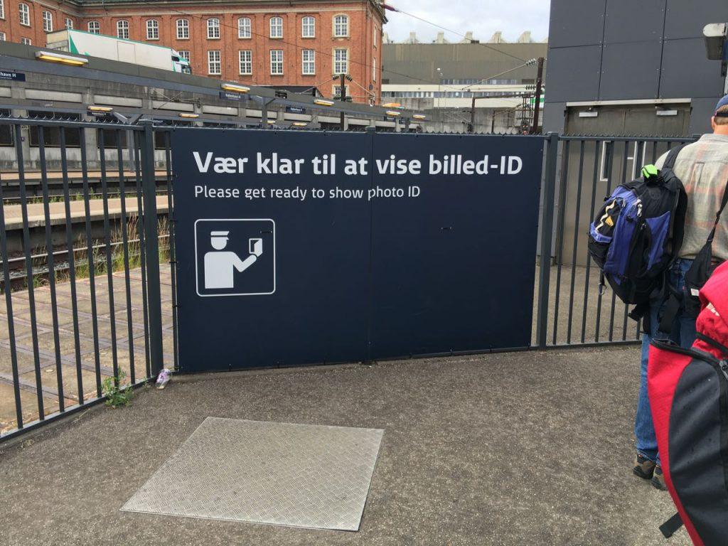 Grenzkontrolle Schweden