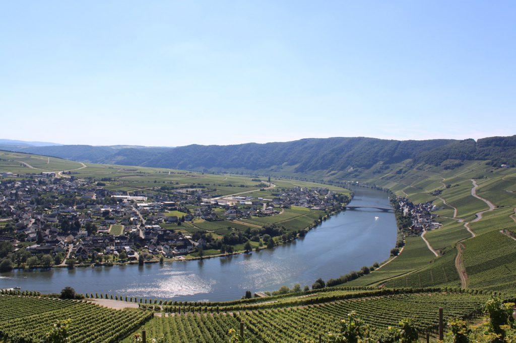 Mosel Rheinland-Pfalz