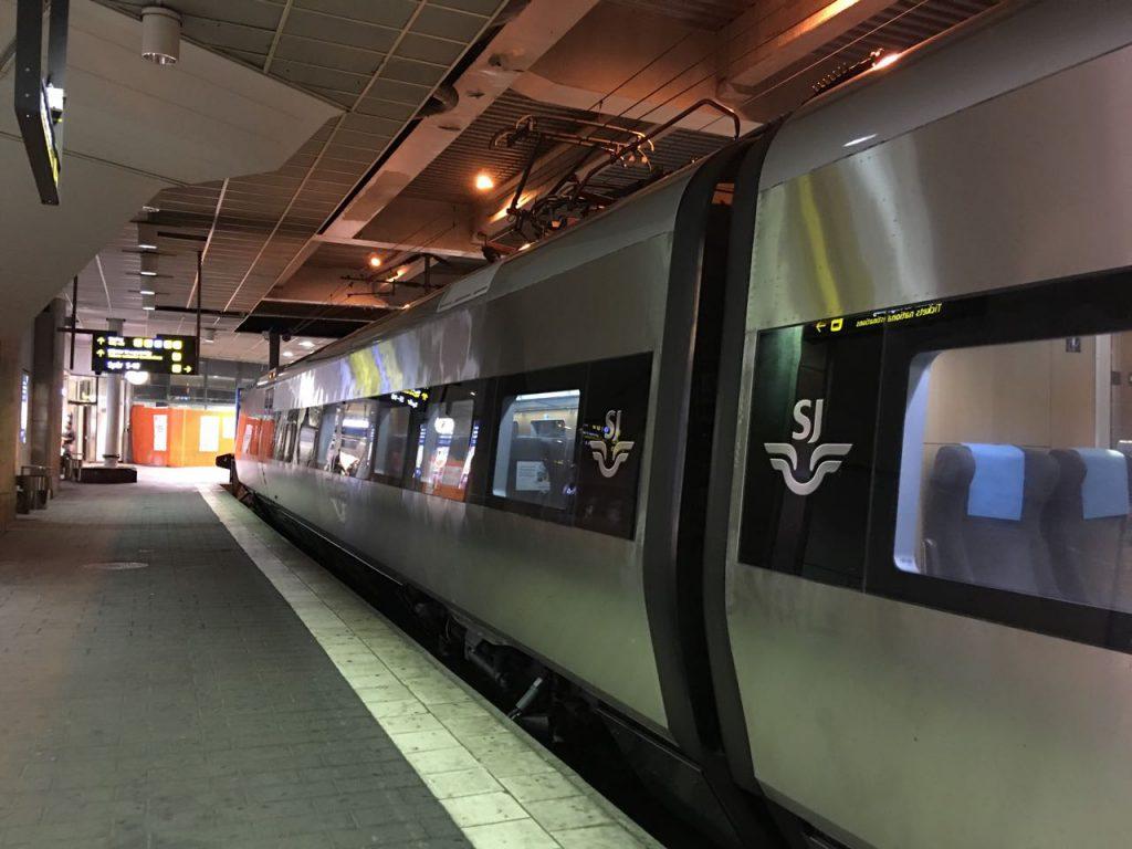 Stockholm Bahn